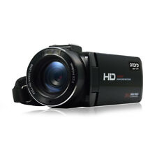 Digital Camera Video Camcorder Full HD 1080P Pro Wide Angle Telephoto Lens