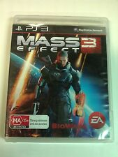 Mass Effect 3 PS3 Playstation 3