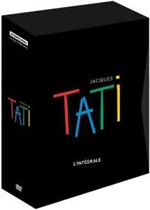 """DVD """"coffret Jacques TATI """" NEUF SOUS BLISTER"""