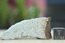 Gatuto Meteorite from Kenya Fell on 4/24/2020 witnessed fall 12.4g part slice