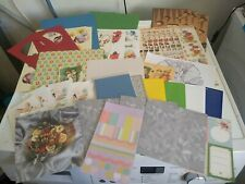 PACKAGE HOBBYCRAFTS  FOR MAKE CARDS/CRAFTS NEW (HC03) MIX
