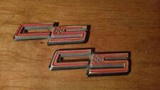 Dodge Daytona Shelby Lancer Fender Emblems 88 89 90 91
