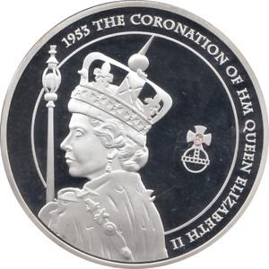 2012 Diamond Jubilee Commemorative Coin + COA