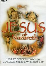 Jesus of Nazareth - 1 DVD - Like New - Region 4 - Aust Seller