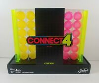 Hasbro Connect 4 Neon Pop Board Game New Strategy Game For Kids Ages 6 And Up