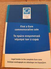 greece 2004 euro coin set