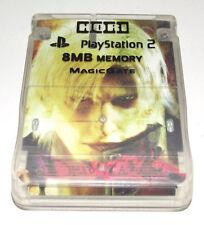Hori Sony PS2 Memory Card Devil May Cry