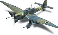 Revell German Stuka Ju 87G-1 1:48 scale aircraft model kit new 5270