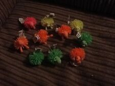 Job lot of 10 spikes animals,party bag toys