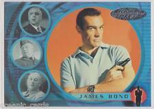 JAMES BOND 40TH ANNIVERSARY TRADING CARDS PROMO CARD P1