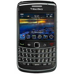 BlackBerry Bold 9700 -(Unlocked) Smartphone (QWERTY Keyboard) GSM 3G WCDMA
