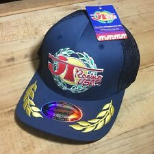 JT Racing USA Trucker Baseball Cap L/XL Flex Fit hat