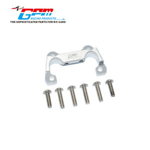 GPM CNC Alloy Front Bumper Fixing Mount for LOSI 1/10 LASERNUT TENACITY ULTRA 4