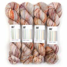 Hedgehog Fibres :Sock Yarn Liebling: merino wool yarn