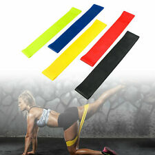 xFitness Pull Up Assist Resistance Stretch BandHeavy Set of #5 #6 #7 Bands
