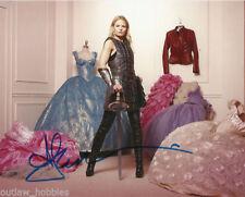 Jennifer Morrison Once Upon A Time Autographed Signed 8x10 Photo COA B6