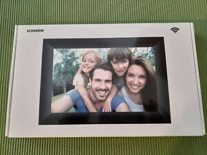 Scishion 10.1 Inch 16GB WiFi Digital Photo Frame