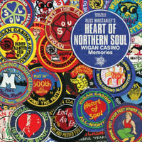 "Various Artists : Russ Winstanley's Heart of Northern Soul VINYL 12"" Album"