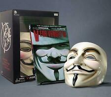 V FOR VENDETTA BOOK AND MASK SET (MR) (DC COMICS)