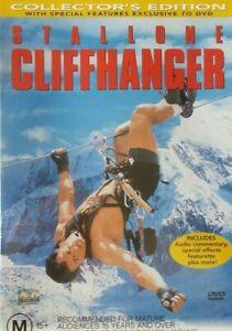Cliffhanger DVD Cliff Hanger - Action Adventure - Extreme Sports Movie