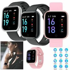 Sport Smart Watch Fitness Tracker Pedometer SMS Reminder for iPhone Huawei P30