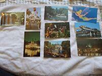 Vintage Disneyland Postcard Set MINT - MAKE OFFER!