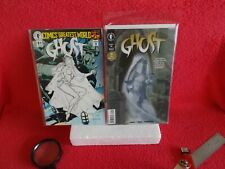 """LOT OF TWO COUNT (2) DARK HORSE COMICS, """"GHOST"""" # 3 and 48 PAGE SPECIAL FROM 199"""
