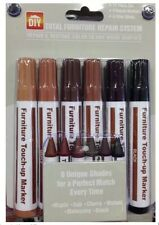 DIY12 Pieces Furniture Repair System Repair & Restore Colour To any Wood Surface