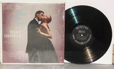 BILLY DANIELS Around That Time LP 1956 Mercury MG 20104 Russ Case Jazz EZ Vinyl