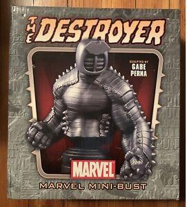 THE DESTROYER Mini-Bust Bowen Designs Marvel 281/1500 Thor Avengers NEW