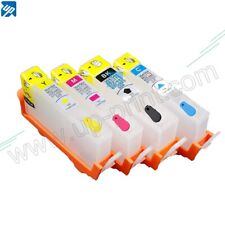 Empty Refillable Cartridge 903 Compatible For OfficeJet 6950 6960 6961 6964 6970