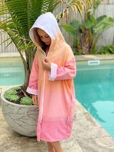 Turkish Towel Robe Sahara Design