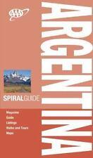 AAA Spiral Argentina (AAA Spiral Guides: Argentina), Chesterton, Matt, Good Book