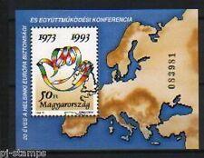 Hongarije 1993 blok 226 20 jaar OVSE conferentie