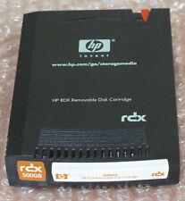 HP RDX Q2042A 500 GB disco extraíble cartdridge P/N Q2042-60000