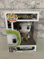 Funko Pop! - Beetlejuie Plaid Shirt #362 - Movies