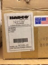 Hadco low voltage landscape lighting transformer TC 151-12