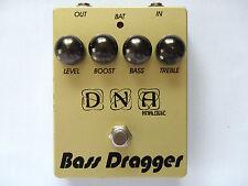 DNA Analogic Bass Dragger 60th Anniversary Edition Bass Guitar Effect Pedal
