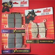 GSXR 750 K6 K7 K8 K9 L0 Front & Rear Set Brake Pads SBS RACE SINTER RS/LS