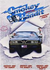 Smokey and the Bandit: Pursuit Pack (2-DVD) • NEW • II & Part 3, Burt Reynolds