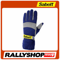 Sabelt Eco Kart Gloves, size 12 BLUE CHEAP DELIVERY WORLDWIDE Kart Race Rally
