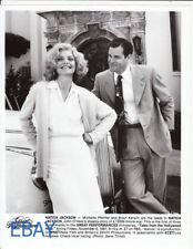 Michelle Pfeiffer Brian Kerwin VINTAGE Photo Tales from Hollywood