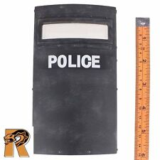 SWAT Pointman Denver - Police Riot Shield - 1/6 Scale - DID Action Figures