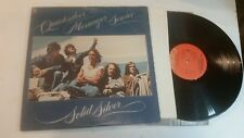 Quicksilver Messenger Service Solid Silver ST-11462 Capitol LP 1975 Photo Sleeve