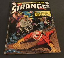 1970 ADAM STRANGE ADVENTURES NO.222 BEYOND THE WALL OF DEAD FREE SHIPPING