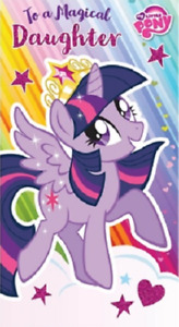 My Little Pony Magical Daughter Birthday Card MP016