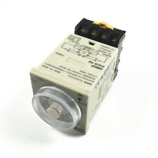Time Delay Multi-functional Timer H3CR-A8 DPDT 8 Pins 0.05S-300H With Socket