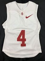 Nike Stanford Cardinal - WhitePadded  Jersey (Multiple Sizes) - Used