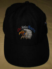 American Bald Eagle 09/11/2001 Hat Our Nation Mourns Cap Twin Towers Tragedy New