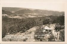 PA State Forest From Polish Mountain MD Postcard US 40 National Highway